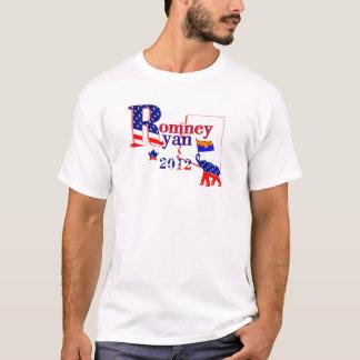 Arizona Romney and Ryan 2012 Tee Shirt
