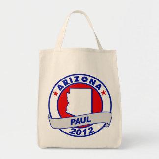 Arizona Ron Paul Canvas Bags