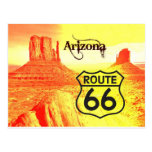 Arizona Route 66 Post Card