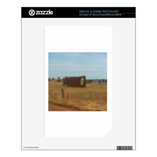 Arizona Rubble Ranch 2 Skins For The NOOK Color