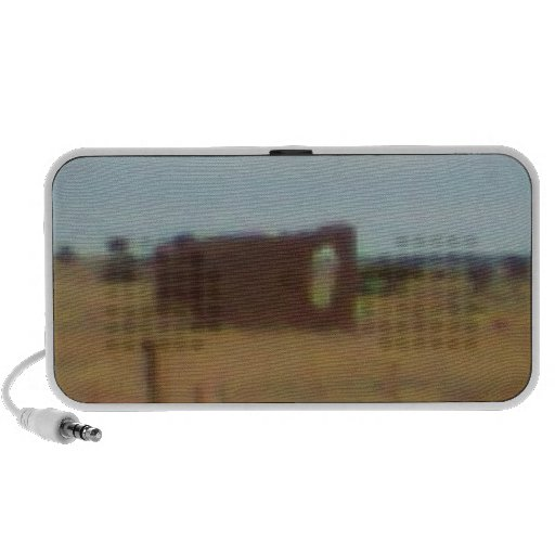 Arizona Rubble Ranch #2 Notebook Speakers