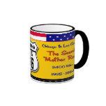 Arizona - ruta 66 tazas de café