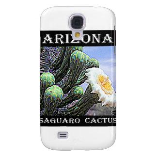 Arizona Saguaro Cactus Galaxy S4 Cover