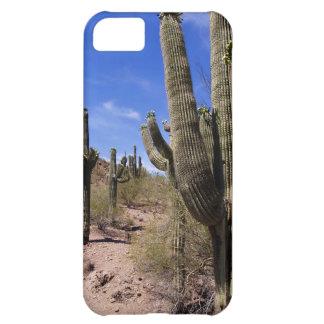 Arizona Saguaro Cactus in Desert iPhone 5 Case