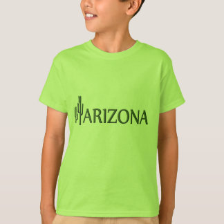 Arizona Saguaro Cactus  Kids T-shirt