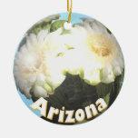 Arizona Saguaro Christmas Tree Ornaments