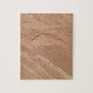 Arizona Sandstone Jigsaw Puzzle