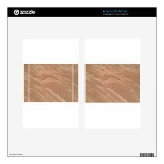 Arizona Sandstone Kindle Fire Skin