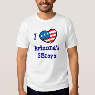 Arizona SB1070 T Shirt