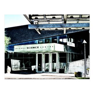 Arizona Science Center - Phoenix, Arizona Postcard
