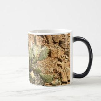 Arizona / Sedona / Cactus / Prickly Pear Magic Mug