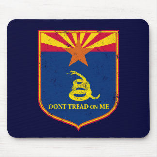 Arizona Shield Mouse Pad
