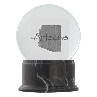Arizona Snow Globe