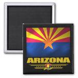 Arizona (SP) 2 Inch Square Magnet