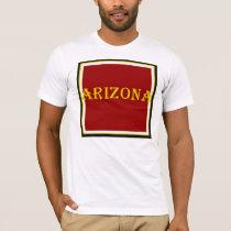 Arizona Square T-Shirt