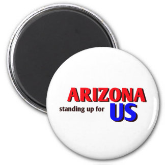 ARIZONA, standing up for US Fridge Magnets