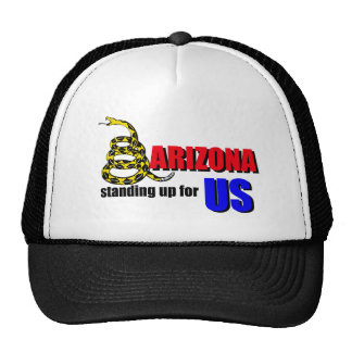 ARIZONA standing up for US Trucker Hats