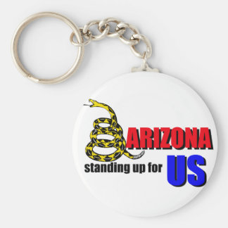 ARIZONA, standing up for US Keychains