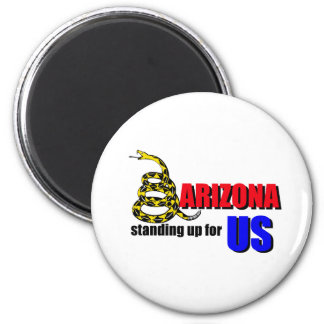 ARIZONA, standing up for US Magnet