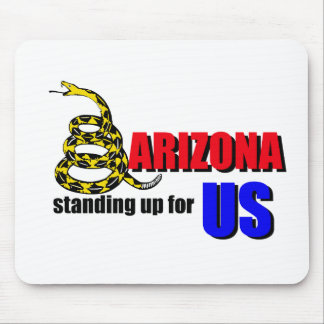 ARIZONA, standing up for US Mouse Pad