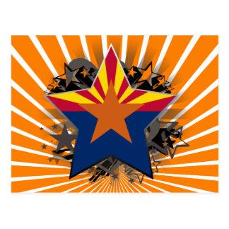 Arizona Star Post Cards