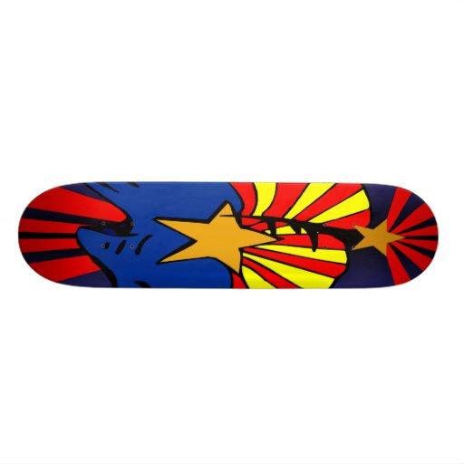 Arizona Starburst Skateboard