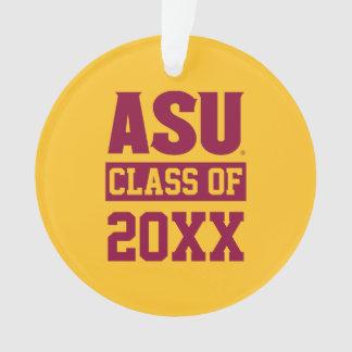 Arizona State Alumni Class Of Ornament