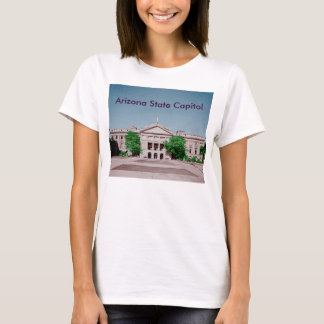 Arizona State Capitol Tinted Colorized T-Shirt