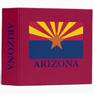 Arizona State Flag 2 in Binder