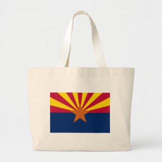 Arizona State Flag Canvas Bag