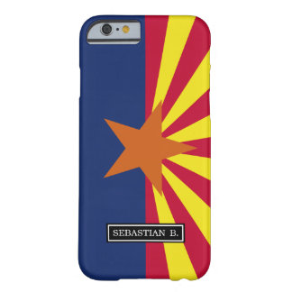 Arizona State Flag Barely There iPhone 6 Case