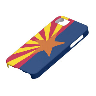 Arizona state flag case for the iPhone 5