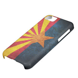 Arizona State Flag Cover For iPhone 5C