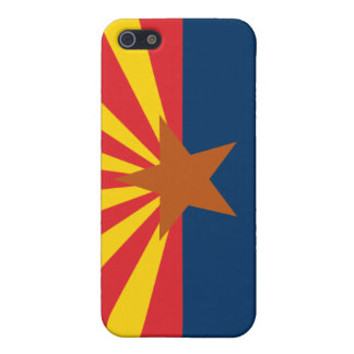 Arizona State Flag Case For iPhone SE/5/5s