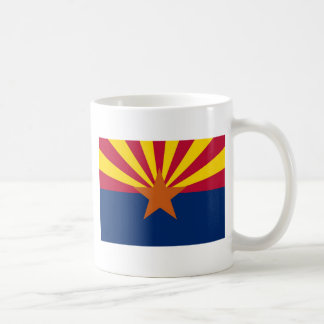 Arizona State Flag Coffee Mug