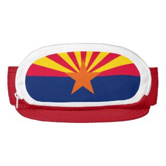 Arizona State Flag Design Decor Visor