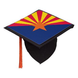 Arizona State Flag Design Graduation Cap Topper