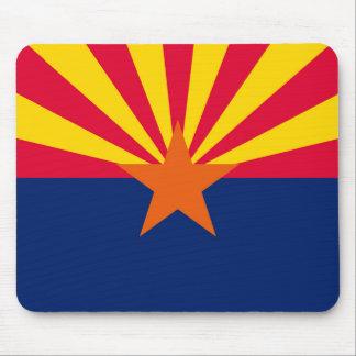 Arizona State Flag Design Mouse Pad