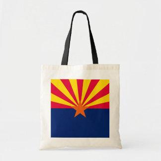 Arizona State Flag Design Tote Bag