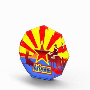 Arizona State Flag Drawing Award