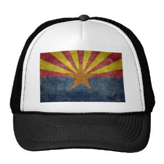 Arizona State Flag Mesh Hat