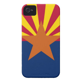 Arizona State Flag iPhone 4, 4S Case iPhone 4 Cases