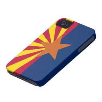 Arizona state flag iPhone 4 Case-Mate case