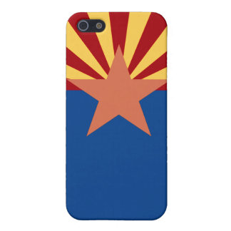 Arizona State Flag iPhone 5 Case