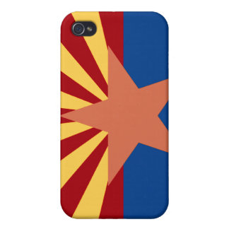 Arizona State Flag  iPhone 4/4S Covers