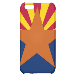 Arizona State Flag iPhone 5C Cases