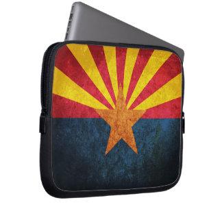 Arizona State Flag Laptop Computer Sleeves