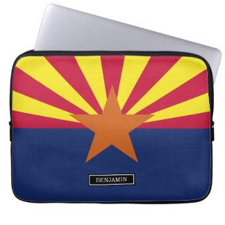 Arizona State Flag Laptop Sleeves