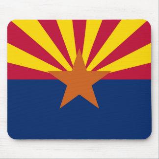 Arizona State Flag Mouse Pad