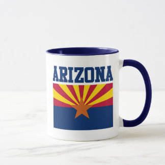 Arizona State Flag Mug